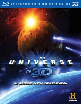 Product The Universe in 3D: A Whole New Dimension