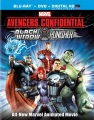 Product Avengers Confidential: Black Widow & Punisher