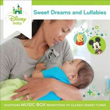 Product Sweet Dreams and Lullabies: Soothing Music Box Renditions of Classic Disney Tunes