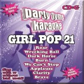 Product Party Tyme Karaoke: Girl Pop, Vol. 21