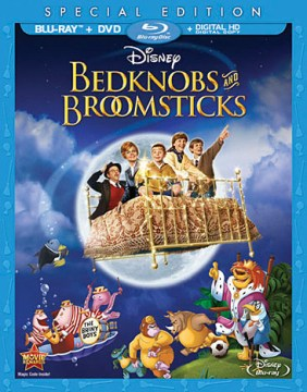 Product Bedknobs and Broomsticks
