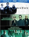 Product The Complete Matrix Trilogy