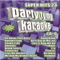 Product Party Tyme Karaoke: Super Hits, Vol. 23