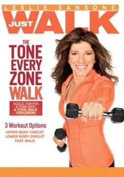 Product Leslie Sansone: Tone Every Zone Walk