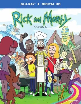 Product Rick & Morty Season 2
