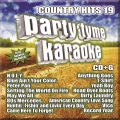 Product Party Tyme Karaoke: Country Hits, Vol. 19