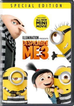 Product Despicable Me 3