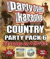 Product Party Tyme Karaoke: Country Party Pack, Vol. 6