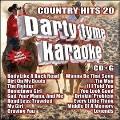 Product Party Tyme Karaoke: Country Hits, Vol. 20