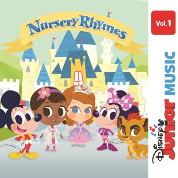 Product Disney Junior Music Nursery Rhymes, Vol. 1