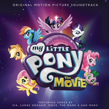 Product My Little Pony: The Movie [2017] [Original Motion Picture Soundtrack]