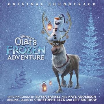 Product Olaf's Frozen Adventure [Original Motion Picture Soundtrack]