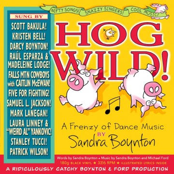 Product Hog Wild! A Frenzy of Dance Music