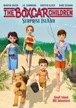 Product The Boxcar Children: Surprise Island