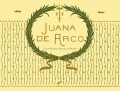 Product Juana de Arco/ Joan of Arc