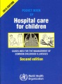 Product Pocket Book of Hospital Care for Children