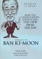 Product Conversations With Ban Ki-Moon