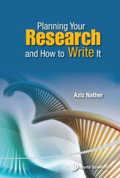 Product Planning Your Research and How to Write It