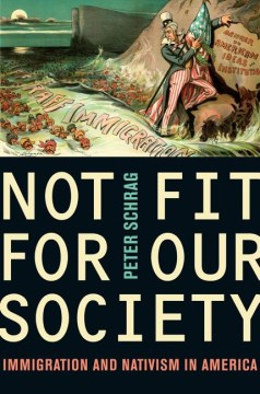 cover art for Not Fit for our society