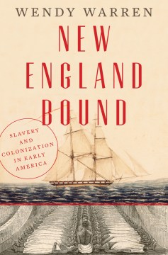 cover art for New England Bound