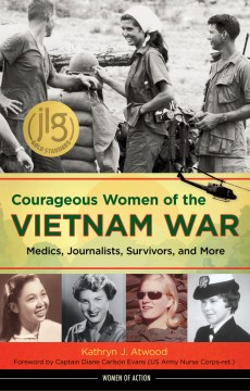 cover art for Courageous Women of Vietnam