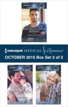 Harlequin Medical Romance October 2015 Box Set