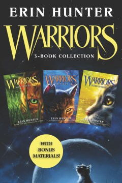 Warriors 3-book Bundle With Bonus Material