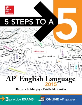 5 Steps to a 5 Ap English Language, 2015