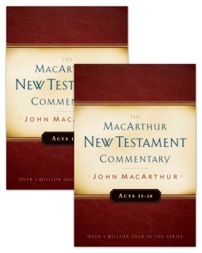 Acts 1-28 Macarthur New Testament Commentary