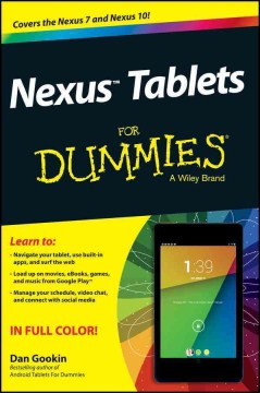 Nexus Tablets for Dummies