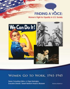 Women Go to Work, 1941-45