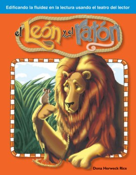 El leon y el raton / The Lion and the Mouse