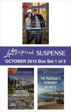 Love Inspired Suspense October 2015 Box Set