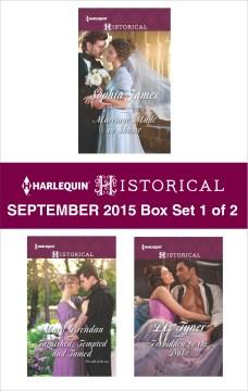 Harlequin Historical September 2015 - Box Set 1 of 2