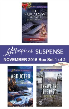 Harlequin Love Inspired Suspense November 2016 - Box Set 1 of 2